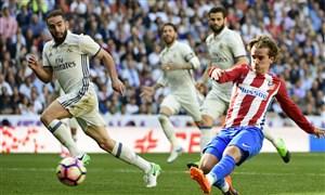 ترکیب اصلی اتلتیکو مادرید- رئال مادرید