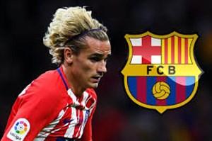 آنتون گریزمان ستاره مد نظر بارسلونا در نقل و انتقالات تابستانه