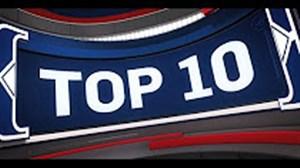 10 حرکت برتر بسکتبال NBA در شب گذشته (01-02-98)
