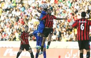 خلاصه بازی سیاه جامگان 0 - استقلال تهران 0