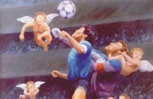 """به مناسبت سالروز گل """" دست خدا """" مارادونا به انگلیس"""
