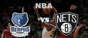 خلاصه بسکتبال ممفیس گریزلیز 88 - بروکلین نتز 98