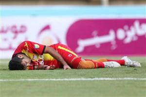 غیبت سه بازیکن فولاد خوزستان مقابل سپاهان