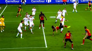 5 گل برتر بلژیک در مقدماتی جام جهانی