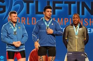 هاشمی، دومین طلایی وزنه برداری ایران در آمریکا