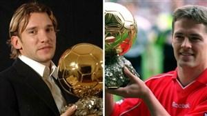 توپ طلای فرانس فوتبال و 5 سرقت تاریخی