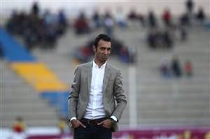 عنایتی: برابر پرافتخارترین مربی ایران مساوی کردیم