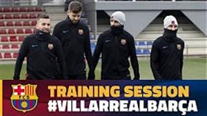 تمرین تیم بارسلونا (17-09-96)