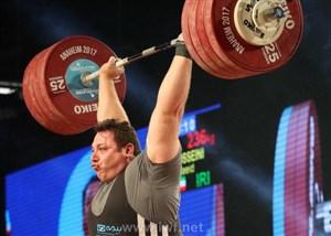 علی حسینی هیچ شانسی برای المپیک ندارد