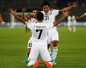 خلاصه بازی الجزیره 1 - اوراواردز 0