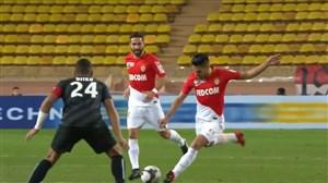 گل استثنایی فالکائو در بازی دیشب مقابل کان