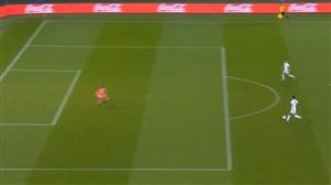 گل دوم الجزیره به رئال مادرید که با ویدیو چک مردود شد