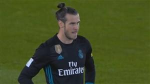 گل دوم رئال مادرید به الجزیره (گرت بیل)