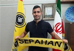 گلزنی هافبک سابق سپاهان در لیگ پرتغال