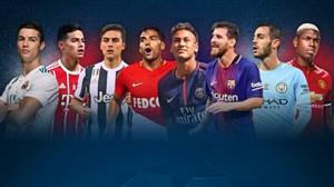 بهترین گلهای منحصربفرد فوتبال جهان