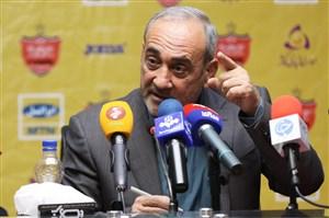گرشاسبی: با حمایت هواداران از سد السد میگذریم