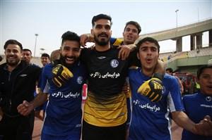 اس.خوزستان 0(4)- تراکتورسازی 0(3)؛ شب شیخویسی