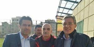 قرارداد پیروانی و ایوانکوویچ در هیأت فوتبال ثبت شد