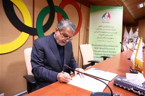 پیش بینی نتایج ایران در المپیک توکیو توسط رییس کمیته ملی المپیک