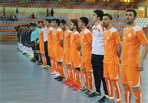 شکست قهرمان فوتسال آسیا در لیگ