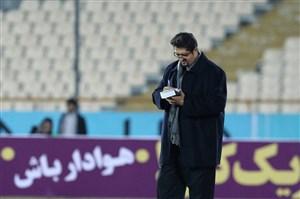 افاضلی: متاسفم گلمحمدی به خاطر من اذیت شد