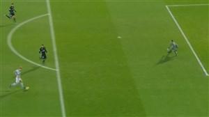 گل اول سلتاویگو به رئال مادرید ( دانیل وس )
