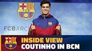 حواشی حضور کوتینیو در باشگاه بارسلونا