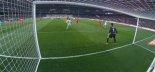 گل اول رئال مادرید به نومانسیا ( لوکاس واسکز )