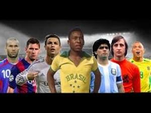 5 ماشین گلزنی تاریخ فوتبال دنیا