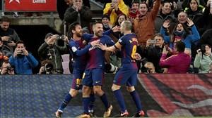 ترکیب اصلی بارسلونا و سلتاویگو اعلام شد