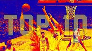 10 حرکت برتر استاتر ها در NBA