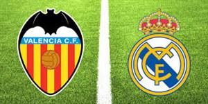 خلاصه بازی والنسیا 1 - رئال مادرید 4