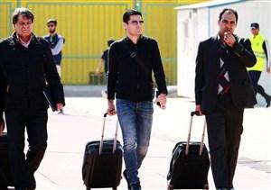 ۲۴ ساعت امنیتی برای فغانی و کمکهایش