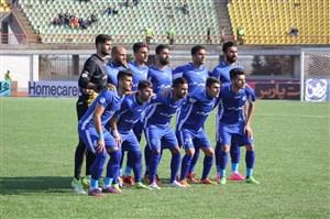 تیم استقلال خوزستان به تهران رسید