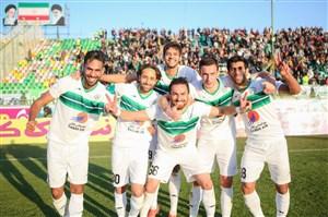 ذوب آهن 2 - استقلال 1؛ حسینی زد، حسینی خورد