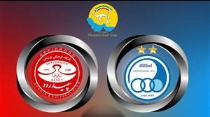 خلاصه بازی استقلال 3 - سپیدرود رشت 0