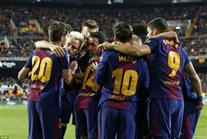 کوتینیو از همتیمیهایش در بارسلونا میگوید...