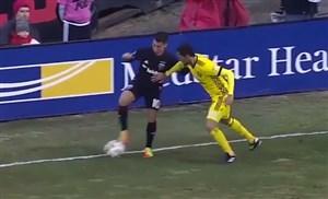 تکنیکهای زیبا و دیدنی در لیگ MLS
