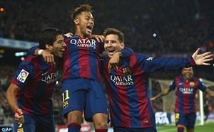 برترین گلهای بارسلونا در ماه آوریل
