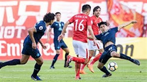 خلاصه بازی گوانگژو چین 1 - بوریرام تایلند 1