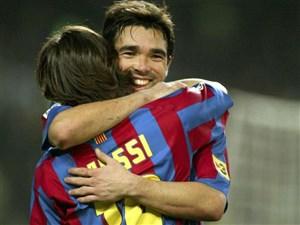 مسی؟ رونالدینیو بهترین بازیکن تاریخ است