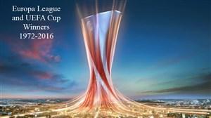 قهرمانان جام یورولیگ اروپا از سال 2016-1972