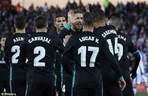 پیش بازی رئال مادرید - آلاوس