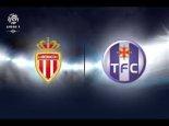 خلاصه بازی تولوز 3 - موناکو 3