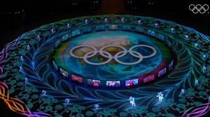 تصاویر دیدنی از مراسم اختتامیه المپیک زمستانی 2018 (بخش دوم)