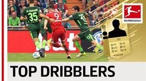 10 دریبلر برتر بوندسلیگا در فیفا 18