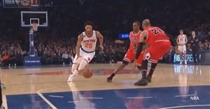 منتخب نبردهای روی سبد در NBA