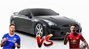 مقایسه خودرو های لوکس ادن هازارد و الکسیس سانچز