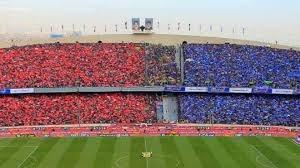 حال و هوای استادیوم آزادی و ترکیب سرخابی ها