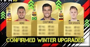 تغییرات بازیکنان لالیگا در آپدیت زمستانی FIFA18